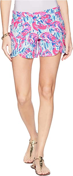 Hazelle Stretch Shorts