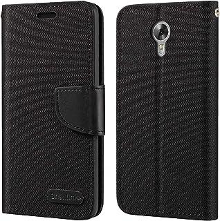 Acer Liquid Z6 Plus fodral, Oxford läder plånboksfodral med mjukt TPU bakstycke magnet flip fodral för Acer Liquid Z6 Plus