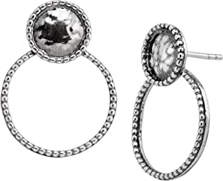 avon sterling silver earrings