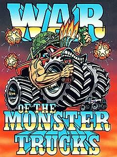 War of the Monster Trucks
