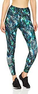 Dharma Bums Women's Luminous High Waist Printed legging - 7/8