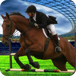 Horse Jumping Game Free 3D 2016