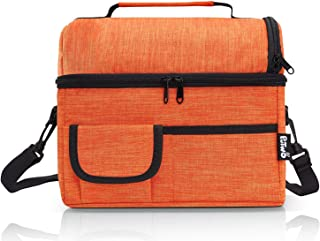 Best black and orange lunch box Reviews