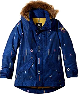 Aubrey Parka Jacket (Little Kids/Big Kids)