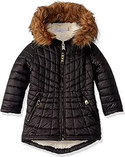 DKNY Girls' Glacier Shield Jacket