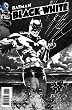 Batman Black and White (2013) #2 VF/NM Jim Steranko Cover