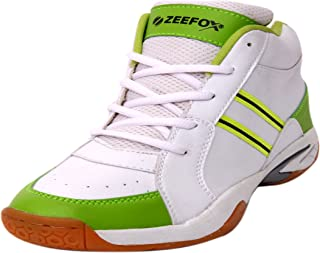 ZEEFOX 0090F Men's PU Basketball Shoes Green