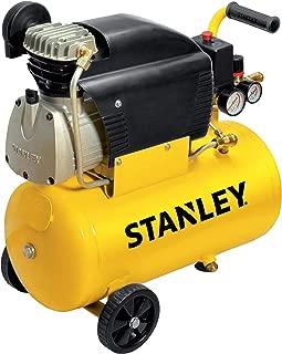 Stanley - Compresor Stanley D211/8/24 - Capacidad 24 litros