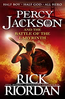 Percy Jackson and the Battle of the Labyrinth (R/I)