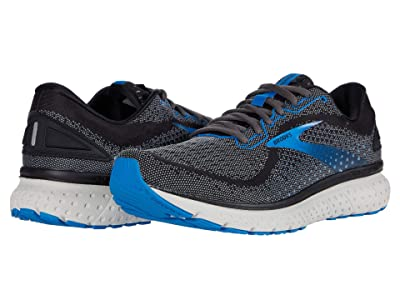 Brooks Glycerin 18 (Black/Ebony/Blue) Men