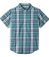 Short Sleeve Popover Top (Toddler/Little Kids/Big Kids)