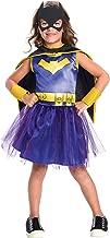 Rubie's Costume Girls DC Comics Batgirl Tutu Dress Costume, Medium, Multicolor