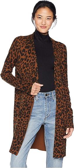Lenox Leopard Cardi