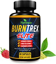 Advanced Weight Loss and Diet Pills - Best Fat Burner - Lose Weight Fast - Appetite Suppressant - Boost Energy and Focus - Lose Stubborn Belly Fat - L-Carnitine, Great Tea Extract and More!