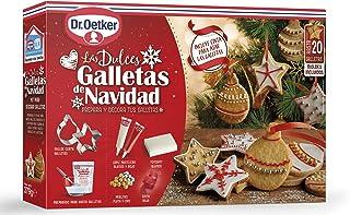 Dr. Oetker Las Dulces Galletas de Navidad, 438g, Pack de 1