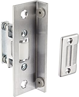 Rockwood 593.26D Brass Roller Latch with Angle Stop, 1-1/2