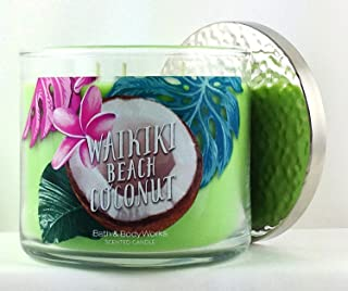 Best Waikiki Beach Coconut Candle Of 2020 Top Rated Reviewed