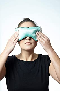 Spa Comforts Breathe Easy Microwaveable Mask, Provides Herbal Stress Relief and Headache Relief, Wellness and Relaxation Mask