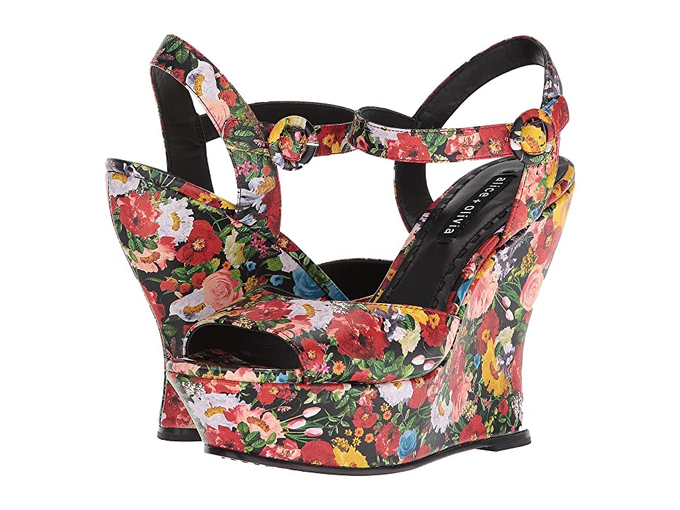 Alice + Olivia Jana (Blooming Garden) Women