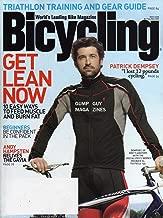 Bicycling May 2008 World's Leading Bike Magazine PATRICK DEMPSEY: I LOST 12 POUNDS CYCLING