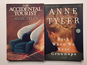2 Books! 1) The Accidental Tourist 2) Back When We Were Grownups