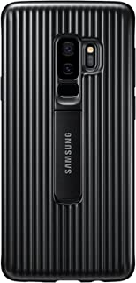 Samsung Samsung Galaxy S9+ Rugged Military Grade Protective Case with Kickstand, Black