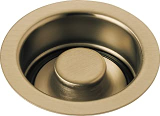 Delta Faucet 72030-CZ Disposal and Flange Stopper, Kitchen, Champagne Bronze