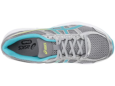 ASICS GEL-Contend 4 Silver/Aquamarine/Sharp Green Cheap Sale Enjoy abvrh