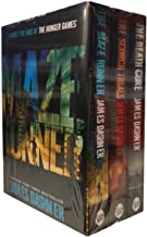 The Maze Runner Box Set Series 3 books Collection James Dashner - The Maze runner, The scorch Trials, The Death Cure - NEW PB Hunger Games Fans