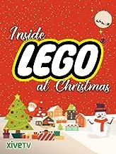 Inside Lego at Christmas