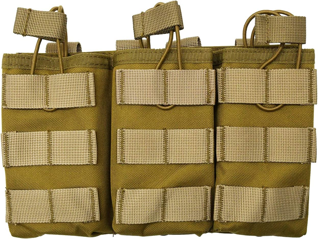Magazine Pouch Limited price sale Max 71% OFF LETUZI Open-Top Molle Tactical Holder Mag