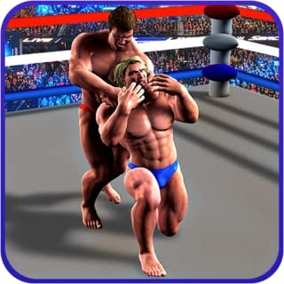 Incredible Wrestling Revolution fighting game