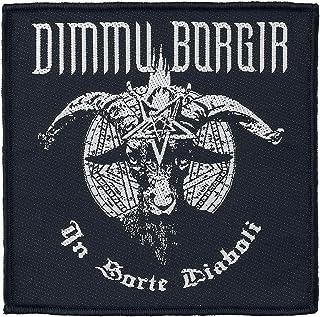 Dimmu Borgir - In Sorte Diaboli Patch 10cm x 9.5cm