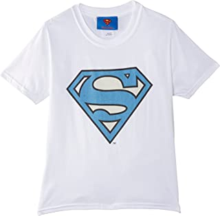 DC Superman Comics Girls Colour Logo 5 Top