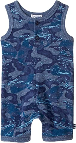 Whale Camo One-Piece (Infant)
