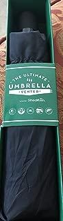Black Ultimate Umbrella Vented