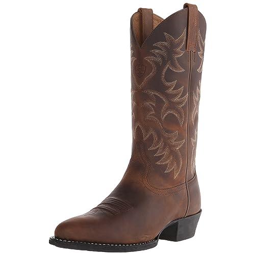 c31e0e9012be3 Men's Ariat Western Boots: Amazon.com