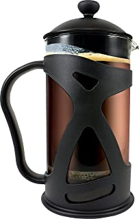 PATENTED Coffee Maker French Press - SterlingPro [Double Filter - the Purest home-brewed coffee/tea] Gift 2 Free Bonus Scr...