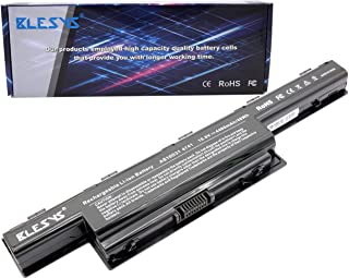BLESYS 4400mAh/48Wh Batería para portátil Acer AS10D31 AS10D3E AS10D41 AS10D51 AS10D56 AS10D5E AS10D61 AS10D71 AS10D73 AS10D75 AS10D7E AS10D81 AS10G3E 31CR19/652 31CR19/652 31CR19/65-2 31CR19/66-2