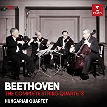 beethoven string quartet harp