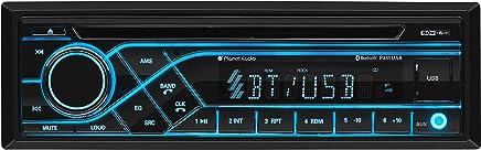 Planet Audio DIN, Bluetooth, Receptor de CD, Receptor Individual DIN Bluetooth CD, Negro