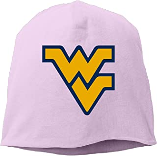 Kvica Men Women West Virginia Mountaineers Football Dana Holgorsen Beanie Hat