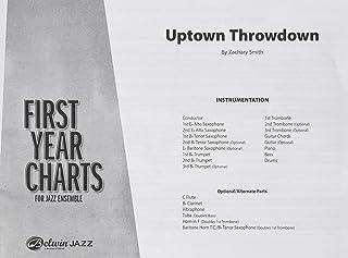 Uptown Throwdown: Conductor Score