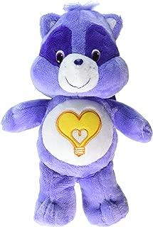 Just Play Care Bear Bean Bright Heart Raccoon Plush