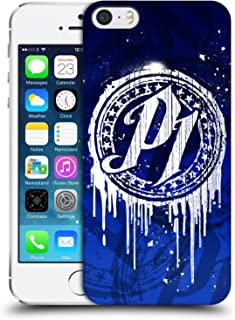Official WWE P1 Drip AJ Styles Hard Back Case Compatible for iPhone 5 iPhone 5s iPhone SE