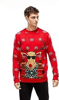 Best ugly christmas sweater reindeer Reviews