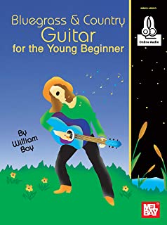 Bluegrass & Country Guitar for the Young Beginner (English Edition)