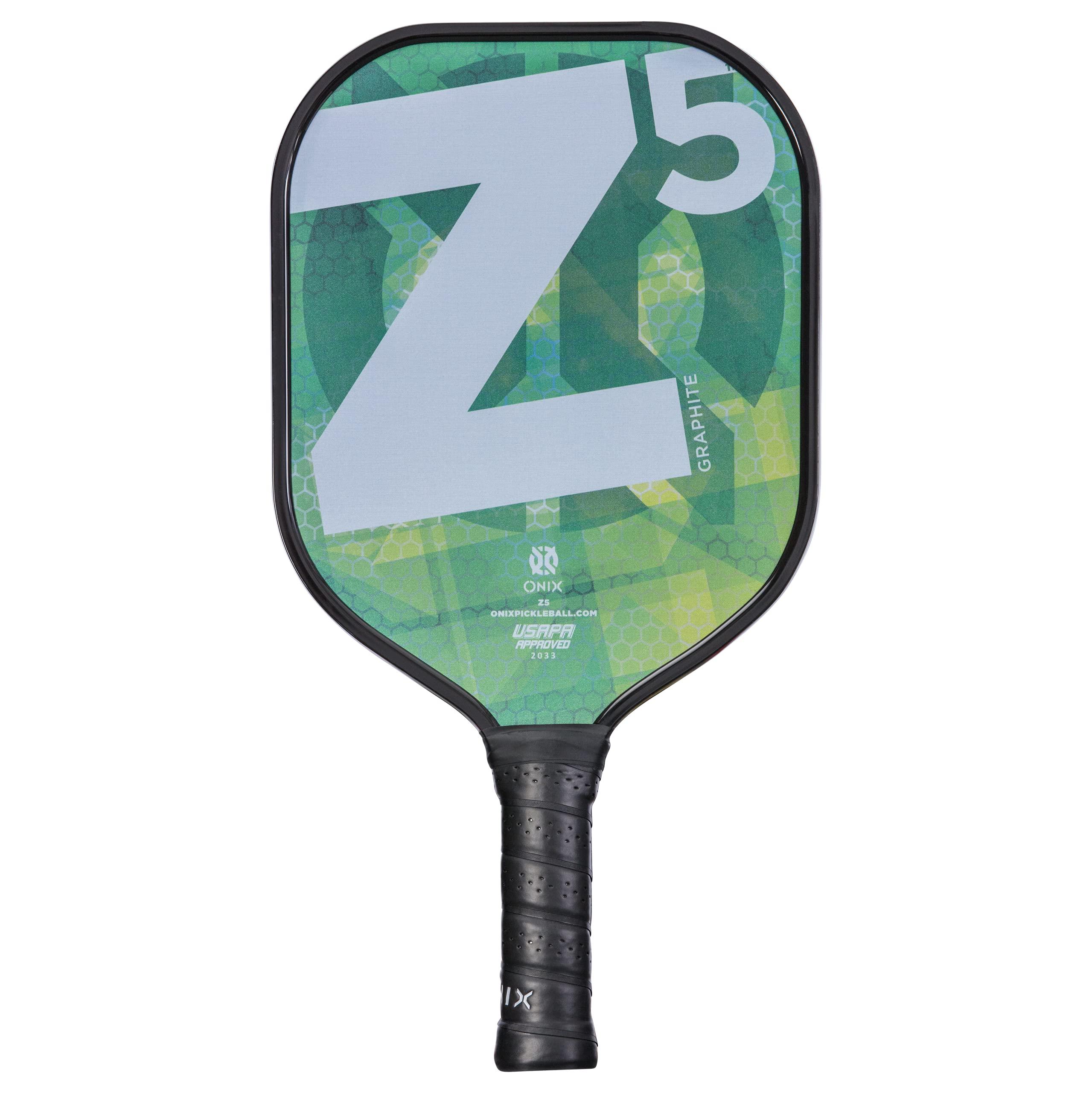 ONIX Graphite Z5 Graphite Carbon Fiber Pickleball Padd -DLSD