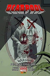 Deadpool. Pecado Original
