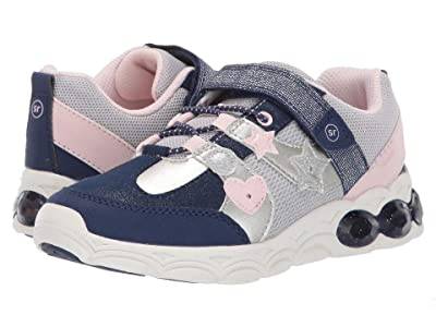 Stride Rite SR Ruby (Little Kid) (Navy) Girls Shoes